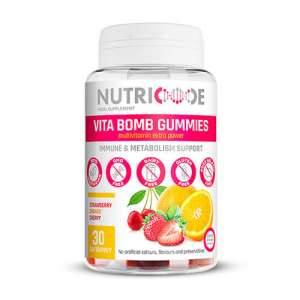 NUTRICODE VITA BOMB GUMMIES FM WORLD