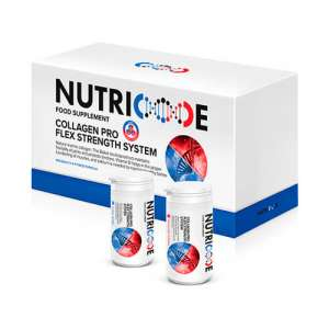 NUTRICODE COLLAGEN PRO FLEX STRENGTH SYSTEM FM World