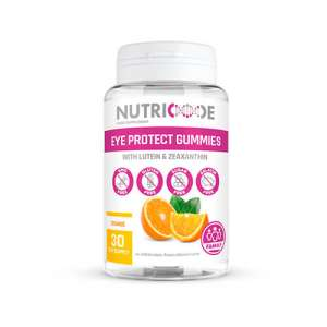 NUTRICODE EYE PROTECT GUMMIES FM World