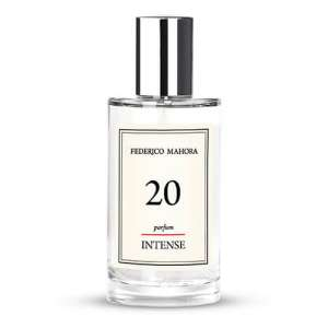 20 HOT INTENSE PERFUMY FM WORLD 50ml
